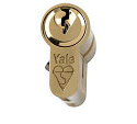 Yale branded cylinders for extra security